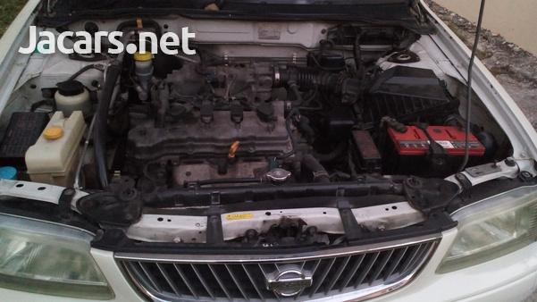 Nissan Sunny 1,5L 2004-7