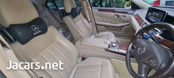 Mercedes-Benz E-Class 2,0L 2012-7