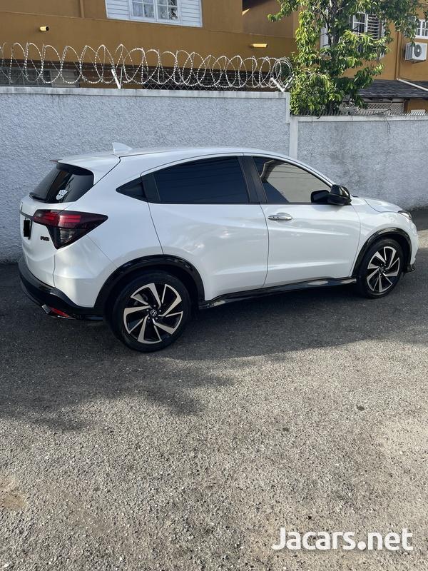 Honda Vezel 1,5L 2019-4