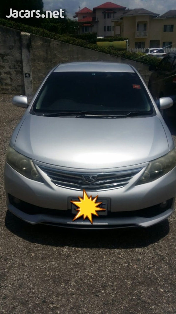Toyota Allion 1,5L 2011-6