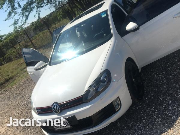 Volkswagen GTI 2,0L 2012-3