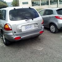 Hyundai Santa Fe 2,9L 2002