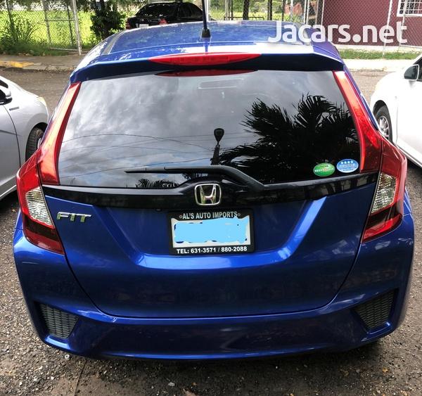 Honda Fit 1,4L 2015-2