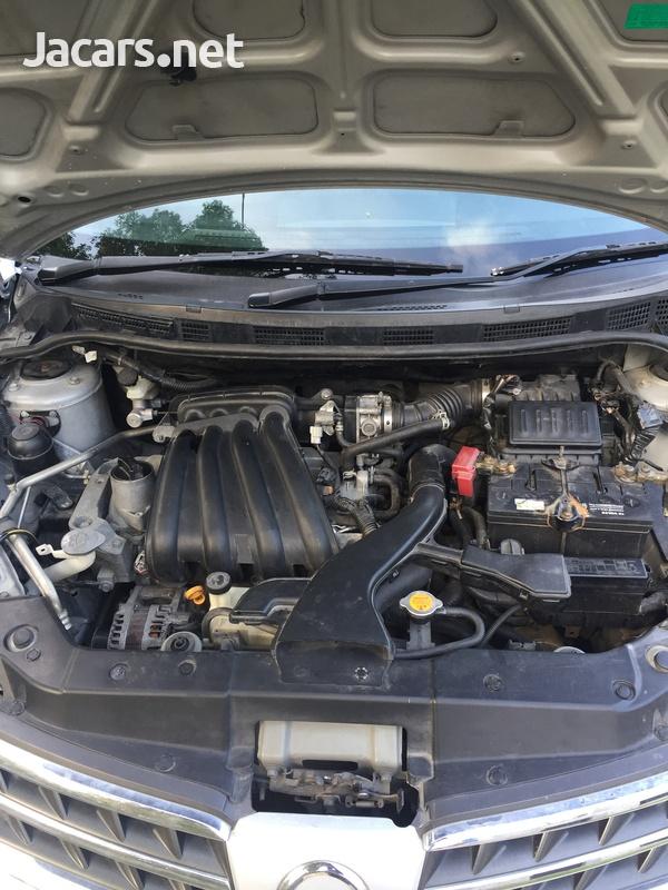 Nissan Tiida 1,5L 2011-11