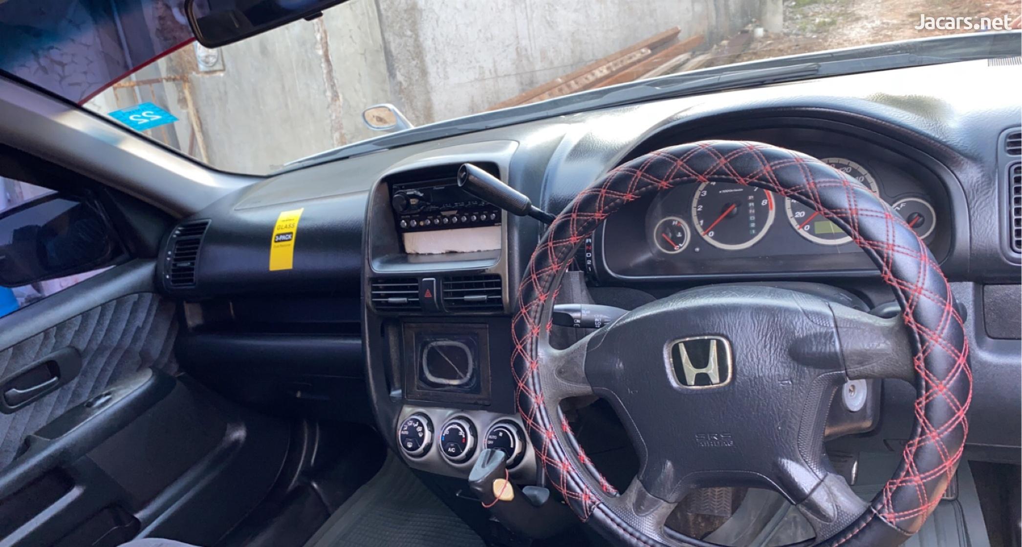 Honda CR-V 2,4L 2002-6