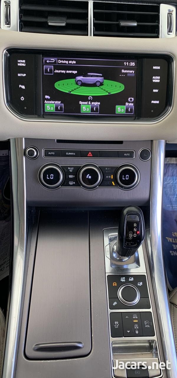 Land Rover Range Rover Sport 3,0L 2014-6
