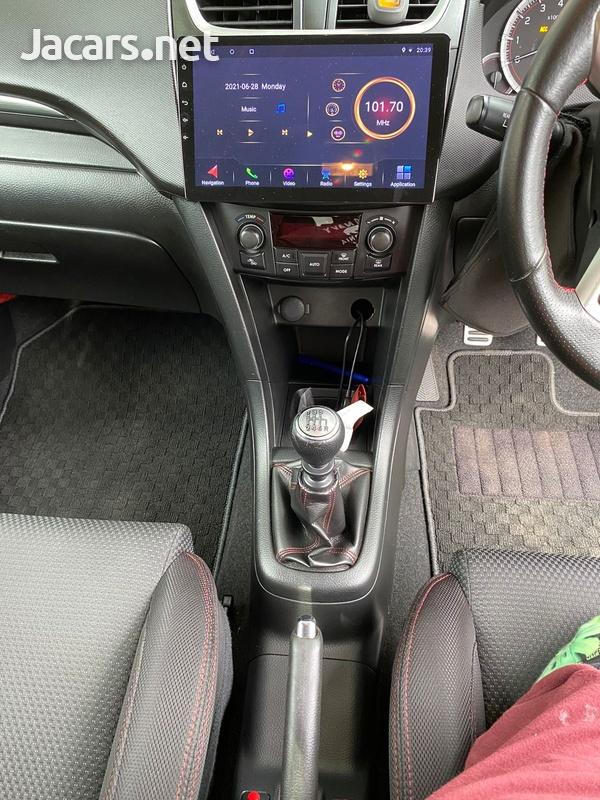 Suzuki Swift RS 1,8L 2014-8