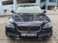 BMW 7-Series 3,5L 2012