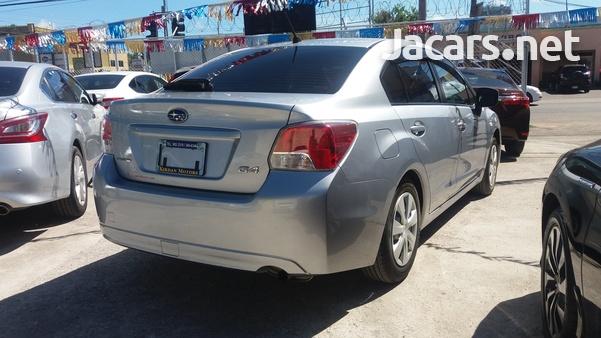 Subaru Impreza 1,6L 2014-6