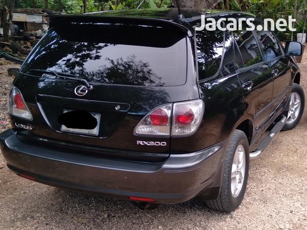 Lexus RX 2,4L 2002-2