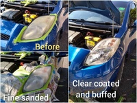 2 years lasting head lamp restoration treatment