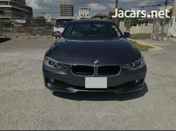 BMW 3-Series 2,0L 2015-1