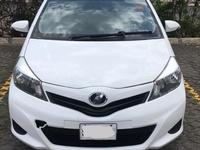 Toyota Vitz 1,8L 2012
