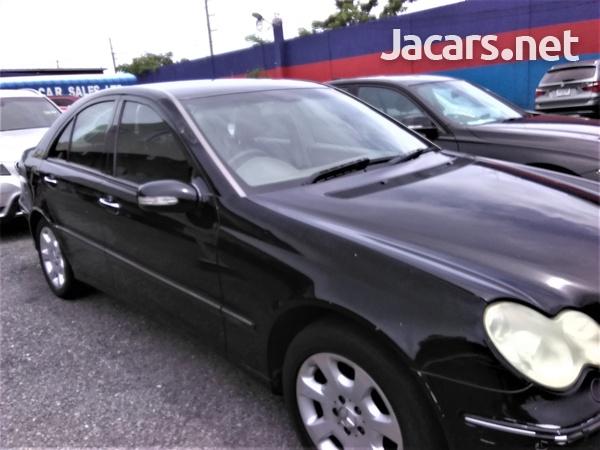 Mercedes-Benz C-Class 1,8L 2007-3
