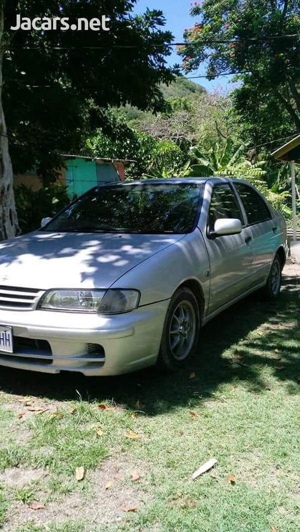Nissan Pulsar 1,2L 1998-5