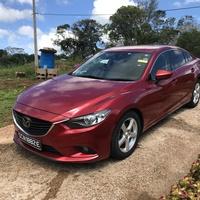 Mazda 6 2,2L 2013