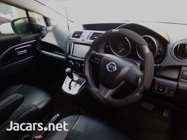 Nissan LaFesta 2,0L 2012-9
