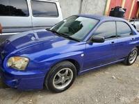 Subaru WRX 2,7L 2005