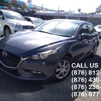 Mazda 3 1,5L 2017
