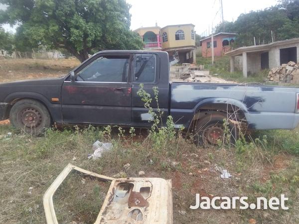 Mazda Pickup 1,0L 1989-6