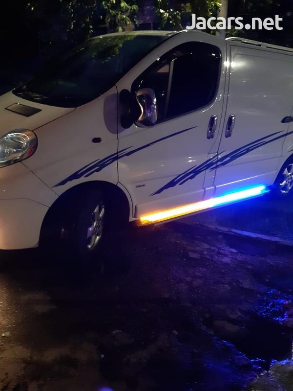 Vauxhall Vivaro 2013-7