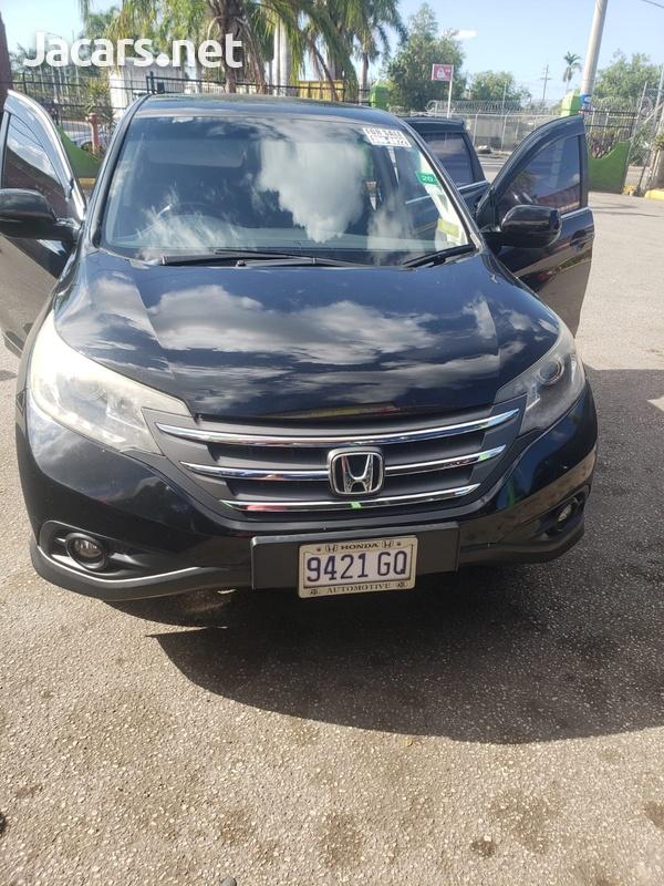 Honda CR-V 2,5L 2014-9