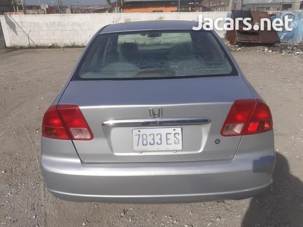 Honda Civic 1,5L 2002-7