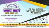 MONEYS WORTH AUTO MART LTD