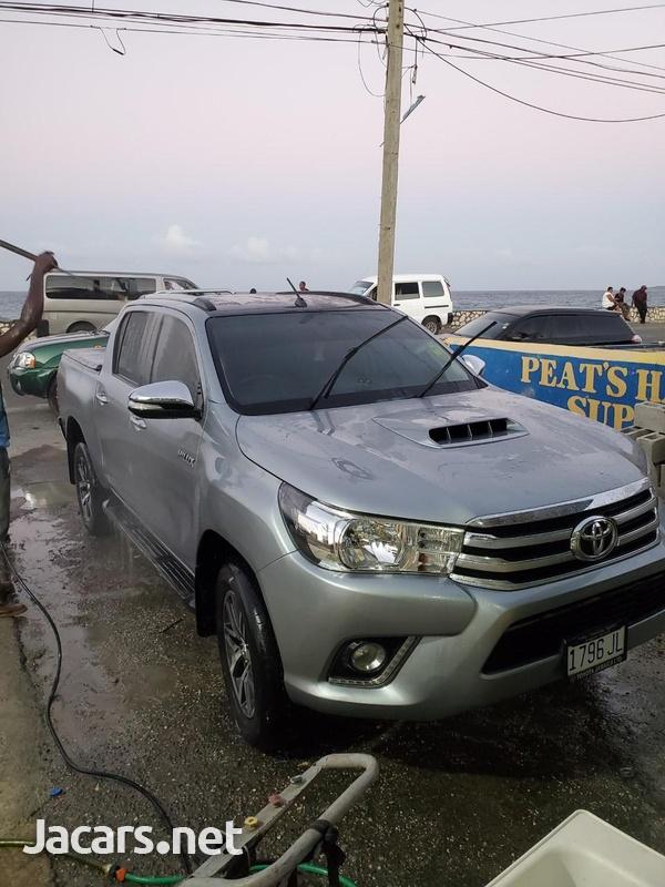 Toyota Hilux 3,4L 2016-1