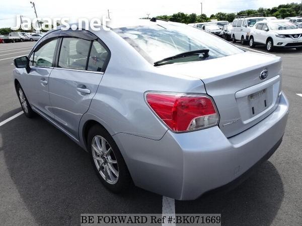 Subaru G4 2,0L 2015-8