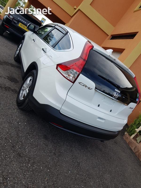 Honda CR-V 2,4L 2014-9