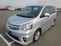 Toyota noah si button start