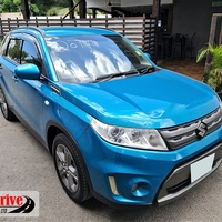 Suzuki Vitara 1,6L 2017
