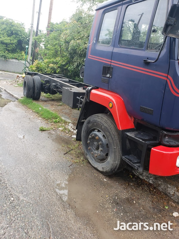 1988 Leyland Freighter Truck-3