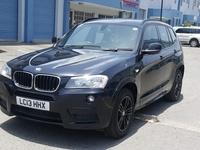 BMW X3 2,5L 2013