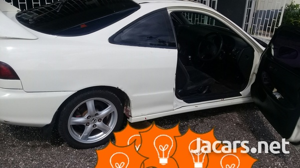 Honda Integra Electric 1997-2