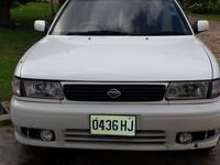 Nissan Sunny 1,3L 1993