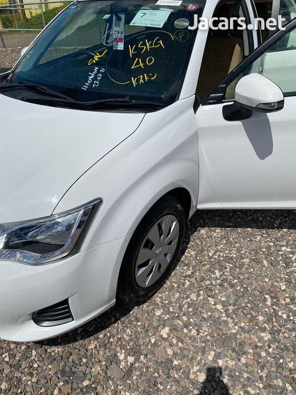 Toyota Axio 1,5L 2012-14