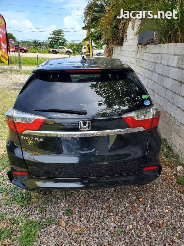 Honda Fit Shuttle 1,5L 2016-5