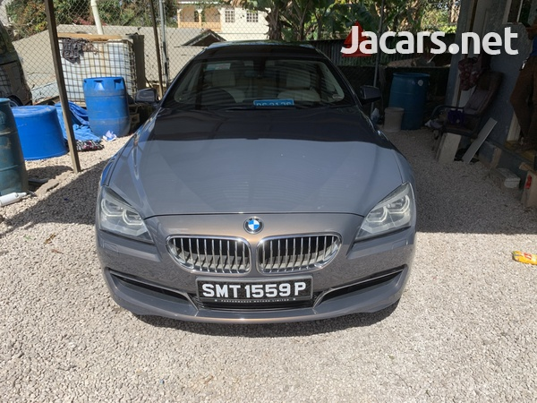 BMW 6-Series 4,4L 2012-10