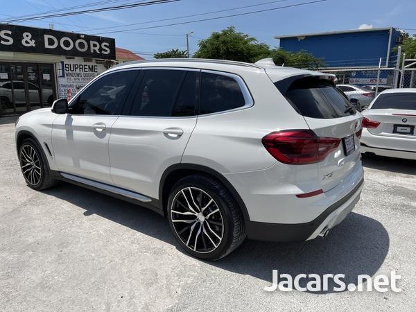 BMW X3 2,0L 2020-4