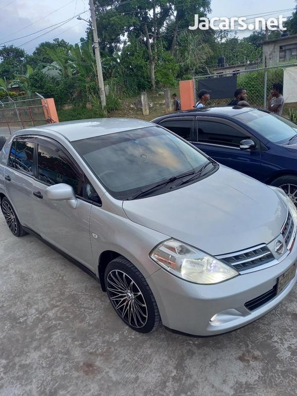 Nissan Tiida 1,8L 2013-1