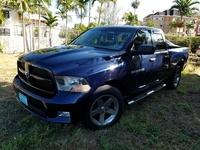 Dodge ram 1500 4wd 2012