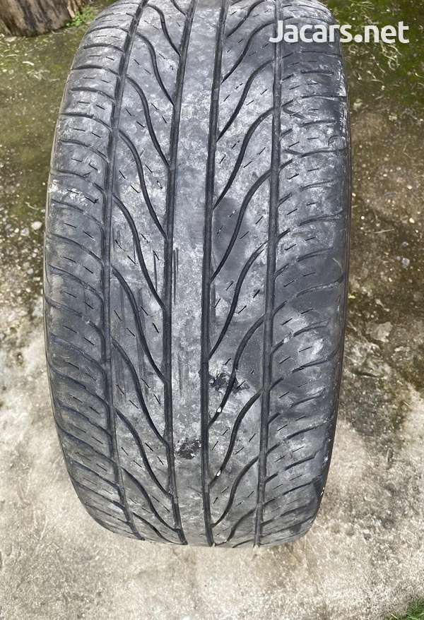 Car Tire size 225/50 ZR17-2