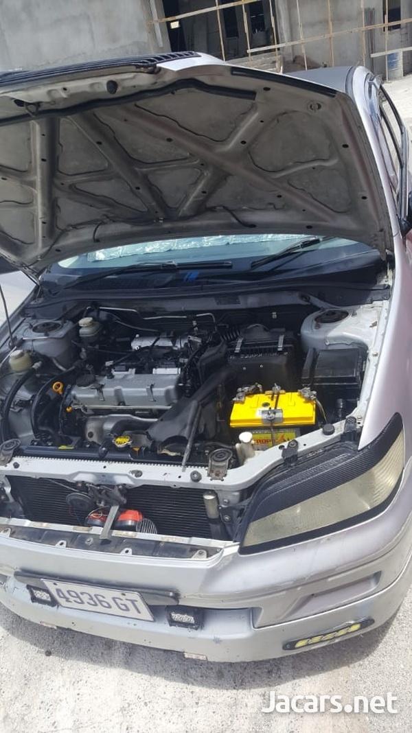 Mitsubishi Lancer Evolution 1,5L 2001-16