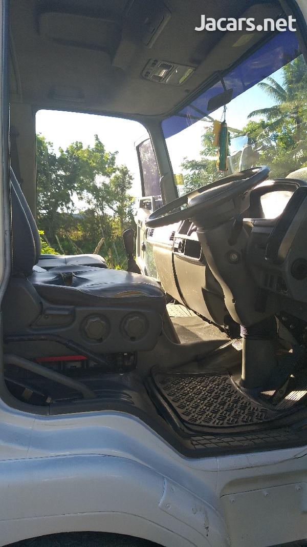 2004 Mitsubishi Dump Truck-3