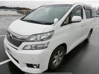 Toyota Vellfire 2,4L 2014
