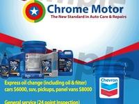 Chromotor Motor
