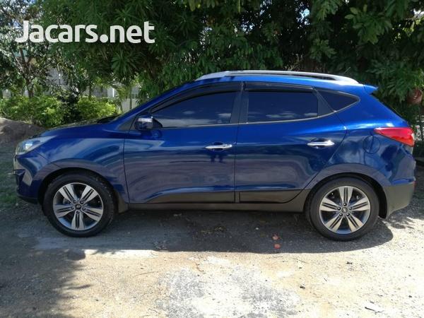 Hyundai Tucson 2,0L 2014-6