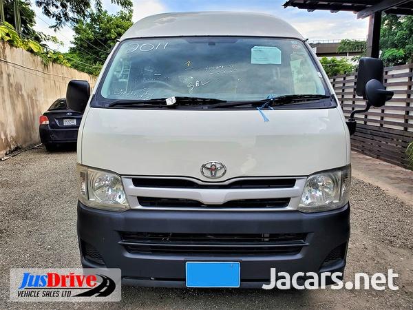 Toyota Hiace Bus 2,9L 2011-2